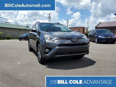 Featured used 2018 Toyota RAV4 XLE SUV for sale in Bluefield, WV