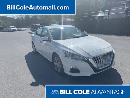 Featured used 2019 Nissan Altima 2.5 S Sedan for sale in Bluefield, WV