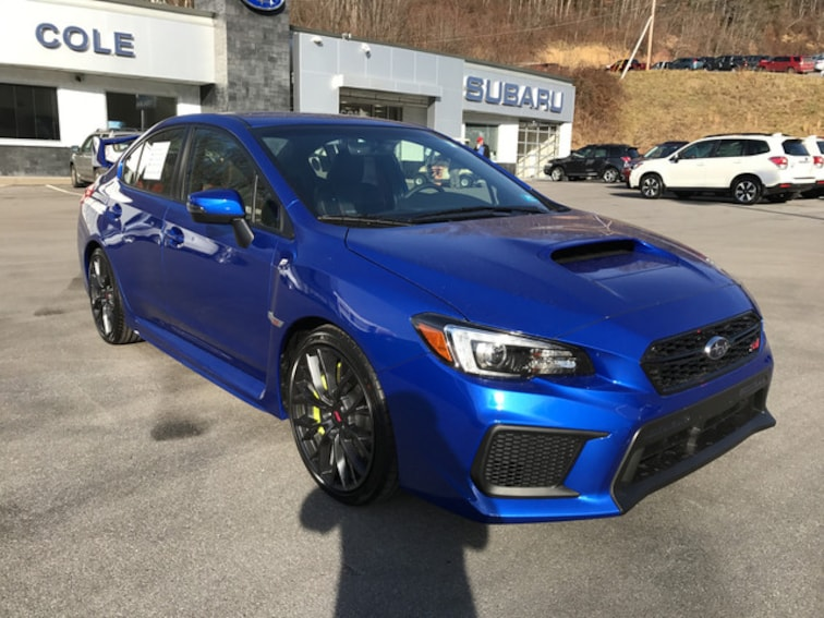 New 2018 Subaru WRX STI Sedan For Sale in Bluefield, WV