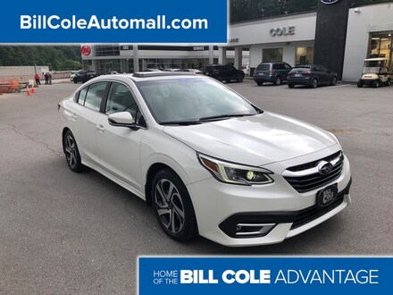 Featured new 2020 Subaru Legacy Limited Sedan for sale in Bluefield, WV