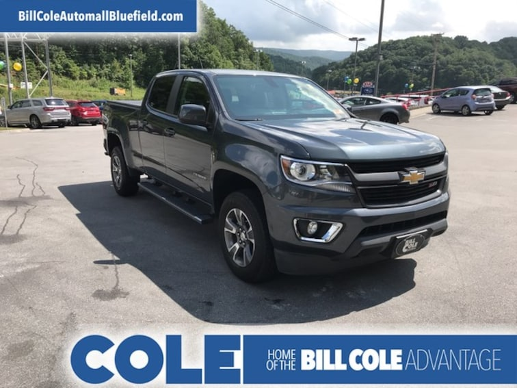 Used 2015 Chevrolet Colorado 4WD Crew CAB 140.5 Z71 For Sale in Bluefield, WV