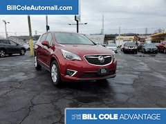 Used 2019 Buick Envision AWD 4dr Preferred SUV LRBFX1SA9KD004303 in Bluefield, WV