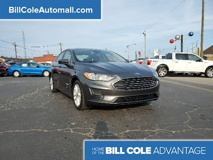 Featured used 2019 Ford Fusion Hybrid SE FWD Sedan for sale in Bluefield, WV