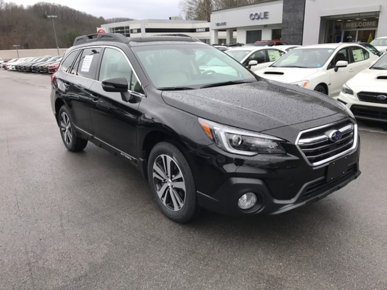 New 2018 Subaru Outback 3.6R Limited with EyeSight, Navigation, High Beam SUV For Sale in Bluefield, WV