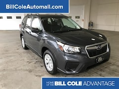New 2020 Subaru Forester Base Model SUV JF2SKADC4LH484596 in Bluefield