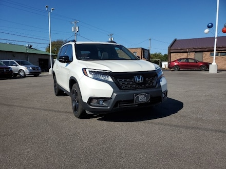 Featured used 2019 Honda Passport Elite SUV for sale in Bluefield, WV