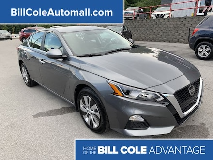 Featured used 2020 Nissan Altima 2.5 S Sedan for sale in Bluefield, WV