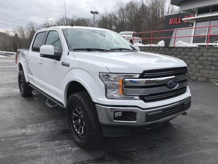 Featured used 2020 Ford F-150 Lariat Pickup Truck for sale in Bluefield, WV