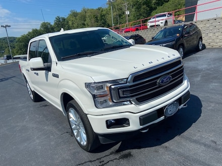 Featured used 2020 Ford F-150 Limited for sale in Bluefield, WV