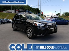 New 2019 Subaru Forester Premium SUV JF2SKAGC7KH531517 in Bluefield