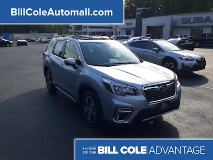 Featured new 2020 Subaru Forester Touring SUV for sale in Bluefield, WV