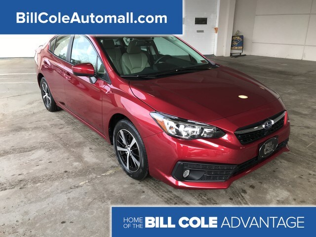 Featured new 2020 Subaru Impreza Premium Sedan for sale in Bluefield, WV