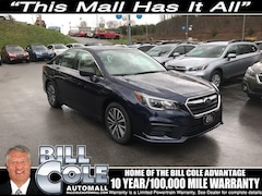 New 2018 Subaru Legacy 2.5i with Alloy Wheel Package Sedan in Bluefield