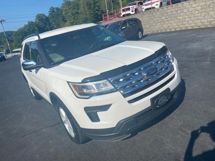 Featured used 2018 Ford Explorer Base for sale in Bluefield, WV