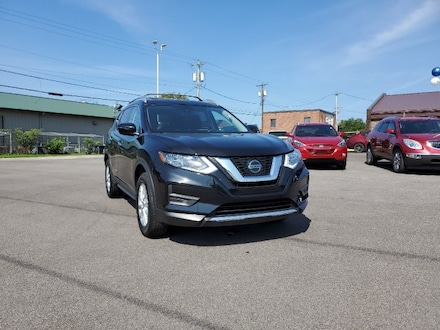 Featured used 2020 Nissan Rogue SV SUV for sale in Bluefield, WV