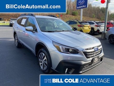Featured new 2021 Subaru Outback Premium SUV for sale in Bluefield, WV