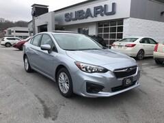 New 2018 Subaru Impreza 2.0i Premium with Moonroof & Starlink Sedan in Bluefield