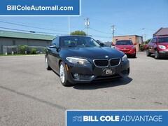 Used 2014 BMW 2 Series 228i Coupe WBA1F5C50EVV99044 in Bluefield, WV