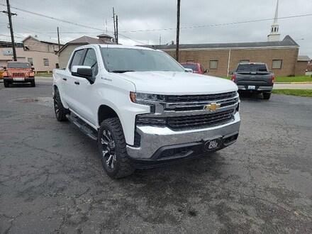 2019 Chevrolet Silverado 1500 4WD Crew Cab 157 LT Pickup Truck