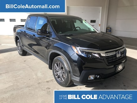 Featured used 2017 Honda Ridgeline Sport 4x4 Crew Cab 5.3 Bed Truck for sale in Bluefield, WV