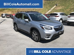 New 2019 Subaru Forester Limited SUV JF2SKASC3KH583203 in Bluefield