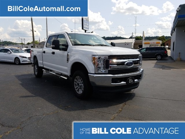 Featured used 2018 Ford F-250SD XLT Truck for sale in Bluefield, WV