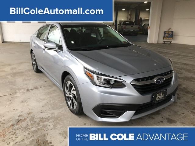 Featured new 2020 Subaru Legacy Premium Sedan for sale in Bluefield, WV