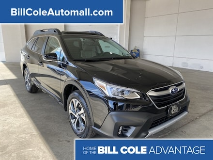 Featured new 2021 Subaru Outback Limited SUV for sale in Bluefield, WV