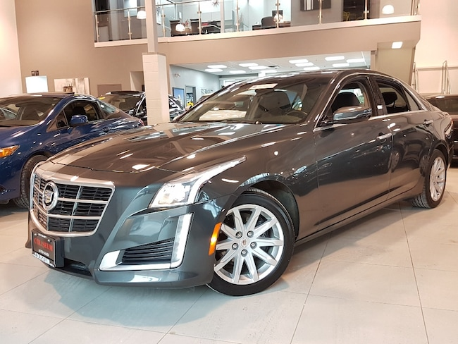 2014 Cadillac CTS 2.0L TURBO-NAVIGATION-ONLY 74KM Sedan