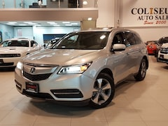 2014 Acura MDX BACK UP CAMERA-LEATHER-ROOF-NEW BRAKES-TIRES SUV