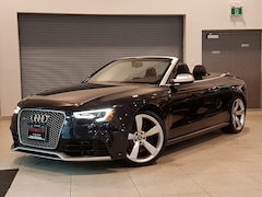 2013 Audi RS 5 CONVERTIBLE-AUTO-NAVIGATION-FULLY LOADED-ONLY 39KM Convertible