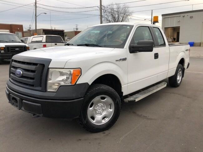 2009 Ford F-150 XL 4X4 **WE FINANCE** Truck Super Cab