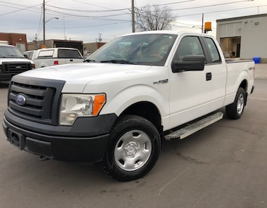 2009 Ford F-150 XL 4X4 **WE FINANCE** Truck Super Cab