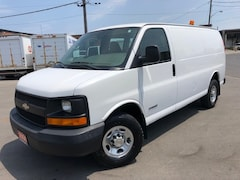 2006 Chevrolet Express 2500 **1 OWNER-ONLY 67000KM**