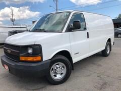 2006 Chevrolet Express SLIDING SIDE DOOR-DIVDER-SHELVING!! Van G2500 Cargo Van