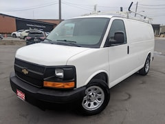 2012 Chevrolet Express 1500 V6 **LADDER RACKS-SLIDING SIDE DOOR** Minivan