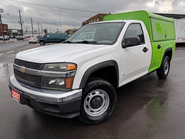2007 Chevrolet Colorado MID BOX UTILITY CAP **NO ACCIDENTS** Truck
