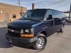 2008 Chevrolet Express LS 12-15 PASSENGER EXTENDED-ONLY 88000KM Van G3500 Extended Passenger Van