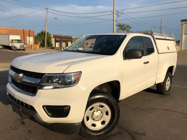 2015 Chevrolet Colorado **BACK UP CAMERA-MATCHING CAP** Truck Extended Cab
