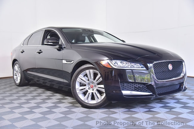 2016 Jaguar XF 35t Premium Sedan