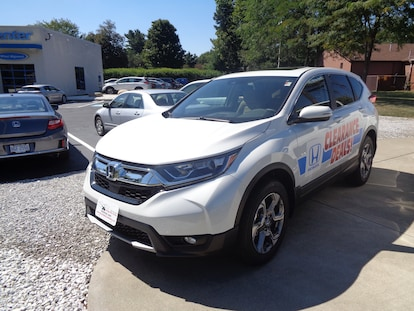 New 2019 Honda CR-V For Sale at College Hills Honda | VIN