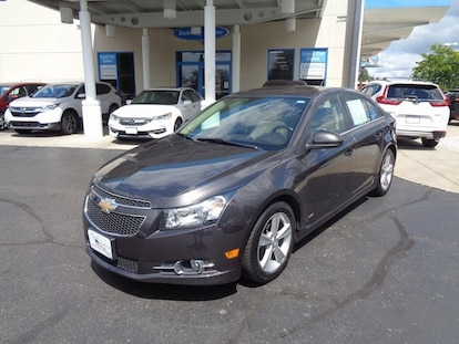 Used 2014 Chevrolet Cruze For Sale at College Hills Honda