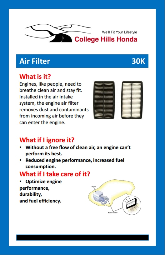 honda fit fuel filter replacement air   a c filter replacement college hills honda  air   a c filter replacement college