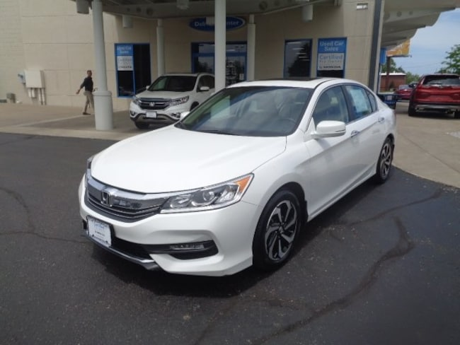 2016 Honda Accord For Sale >> Used 2016 Honda Accord For Sale At College Hills Honda Vin