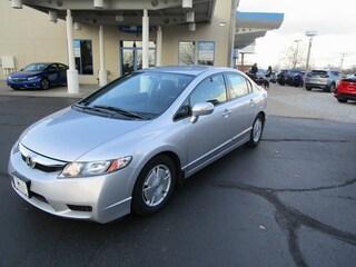 2009 Honda Civic Hybrid Hybrid Sedan