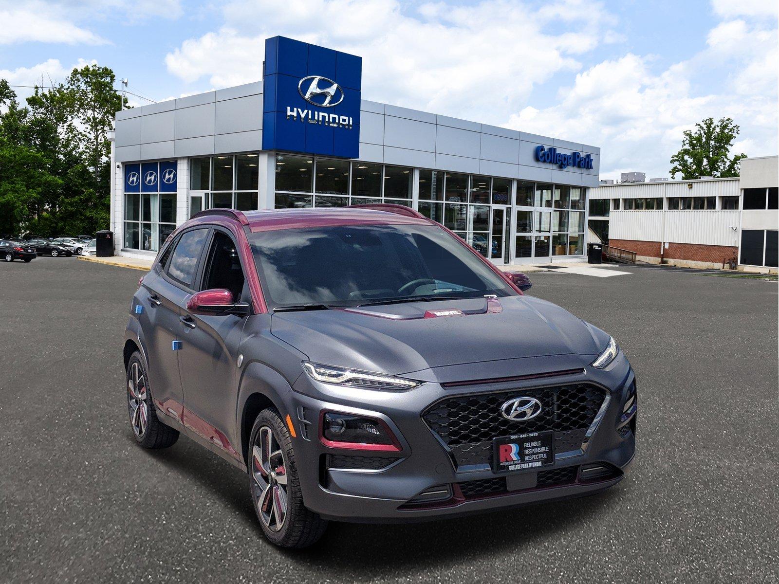 2019 Hyundai Kona SUV