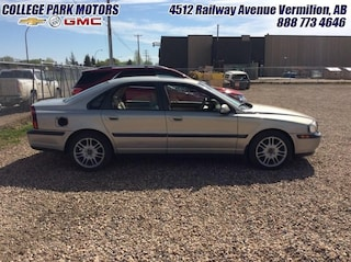 2000 Volvo S80 T6  as is, on Consignment.Text 780-853-0941 Sedan