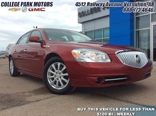2011 Buick Lucerne CX - Local - Onstar -  Siriusxm - $66.35 B/W Sedan