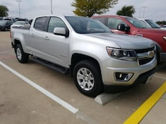 Used 2018 Chevrolet Colorado LT Crew Cab Long Bed Truck