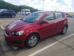 Used 2015 Chevrolet Sonic LT Hatchback